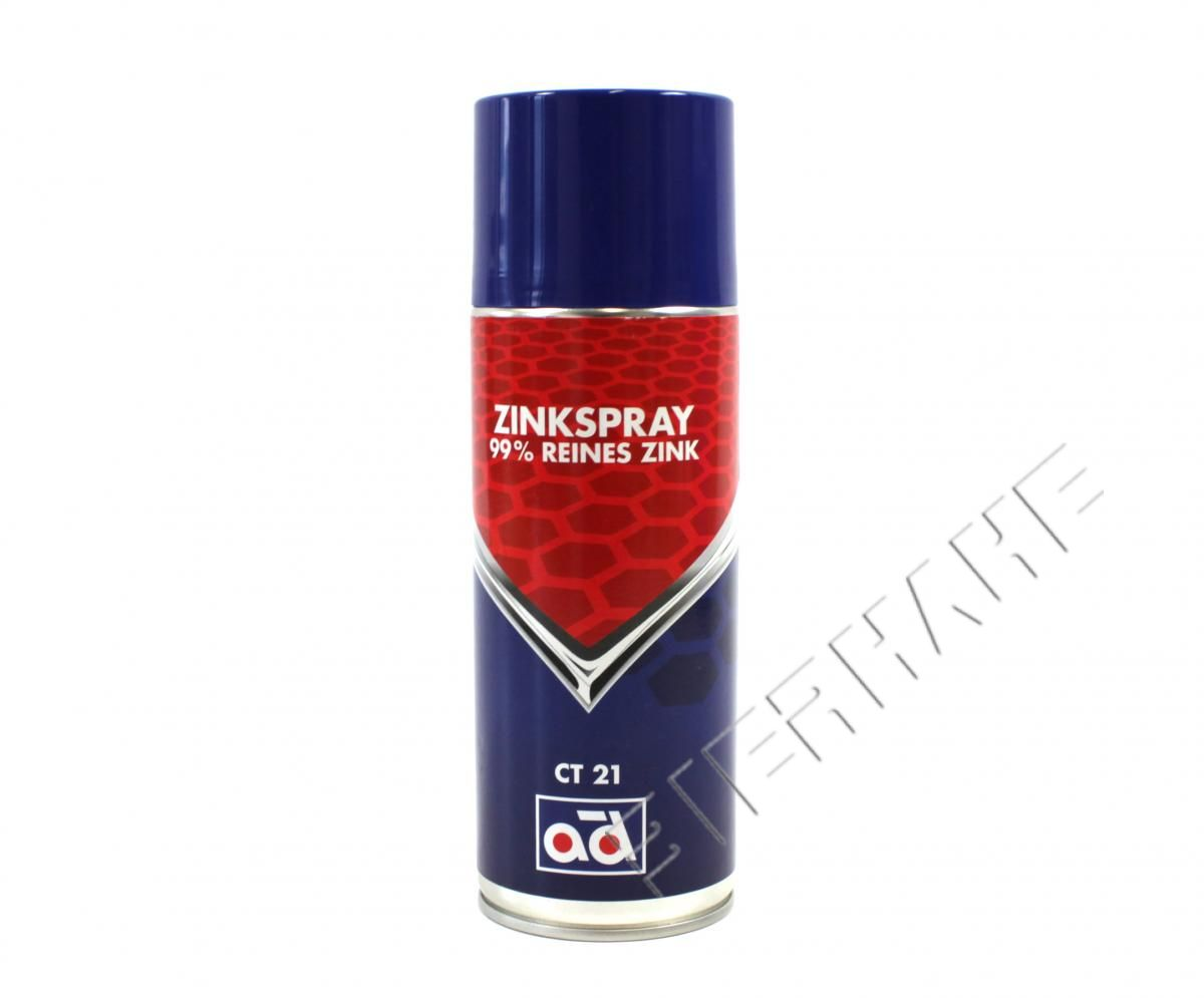 Zink-Spray 400 ml  ArtNr. 96 011 10